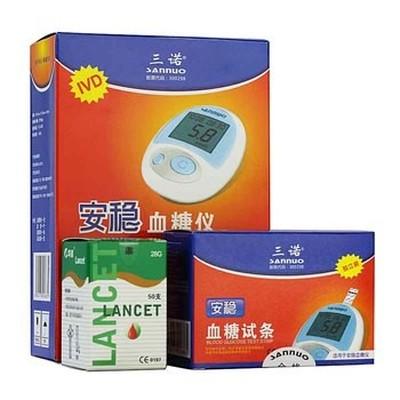 三诺 安稳血糖仪产品图片2