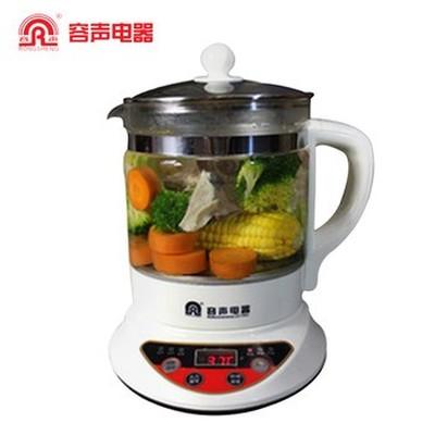容声 养生壶 正品加厚玻璃 电煮茶器 酸奶花茶壶 分体煎药壶产品图片1