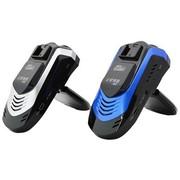 天朗星 【京品年货】VGR-750迷你车载行车记录仪电子狗一体机1080P高清夜视 蓝色