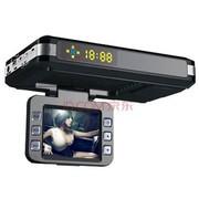 乐标 R300行车记录仪测速电子狗全功能一体机 二合一流动固定行车记录仪高清超广角