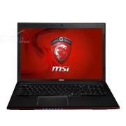 微星 GE60 2OC-218XCN 15.6英寸笔记本(i5-4200M/4G/750G/GT750M/蓝牙/摄像头/DOS/黑色)