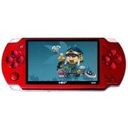 小霸王 S800+ S800+ 4G 4.3英寸高清学习型游戏机 内置多款游戏 红色