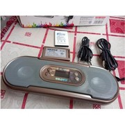多星 金业SP-268 MP3播放器 数码小音响迷你插卡U盘音箱