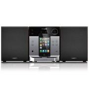 飞利浦 DCM129/93 iphone苹果基座全功能CD组合迷你音响音箱FM收音机组合音响