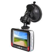 录得清 台湾原装进口 车载后视镜高清广角夜视行车记录仪1080P NO.1 32G
