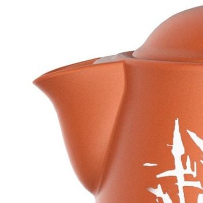 竹水溪 XF-2002F 3.2L中药壶养生壶电煎药壶全自动陶瓷煎药锅中药煲煎药熬药砂锅产品图片5