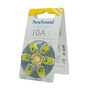 新声 助听器电池 10A