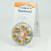 新声 助听器电池 13A