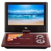 谷天 GT920 便携式移动DVD 9英寸(绛红色)