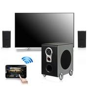 CAV SW260/LD1000无线家庭影院套装音箱 低音炮液晶电视无线音响