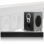 CAV BS260回音壁家庭影院音响 条形挂壁式电视音箱超重低音炮 黑色
