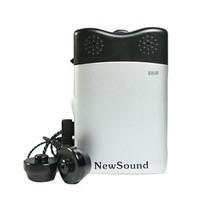 新声 乐听系列盒式助听器(双耳可调节式)B80P产品图片主图