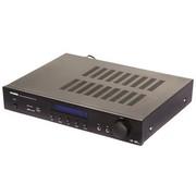 现代 AP-380 家庭影院 家用式音箱 AV功放机 (黑色)