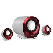 二小 低音炮音响音箱 S81 红色