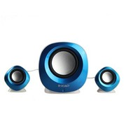 二小 低音炮音响音箱 S81 蓝色