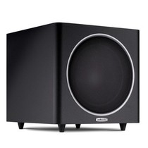 普乐之声 PSW110 BLACK 超低音音箱 (黑色)产品图片主图