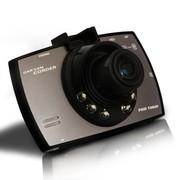 平安一号 行车记录仪高清 超广角170度 夜视车载迷你1080P记录仪 官方标配+8G卡