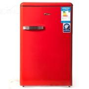 韩电 bc-115 115升 单门冰箱 迷你 法拉利红