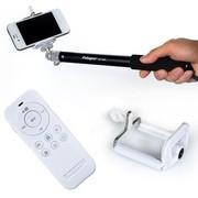 富图宝 MS-3L 创意数码相机配件 手机自拍架 卡片机便携自拍架