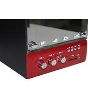 金正 5688 2.1木质多媒体有源音箱 USB迷你组合音响 插卡音箱