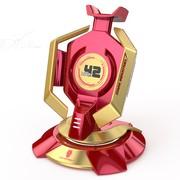 宜博 钢铁侠3 耳机支架