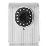 爱玛科 TR018 8G 网络监控摄像头 摄录一体机红外电子云台8G可录8天110°广角局部百万高清支架