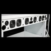 CAV EL1500电视机柜虚拟5.1无线蓝牙回音壁家庭影院套装音响 白色