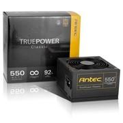 安钛克 额定550W TP-550C 电源 12CM风扇/ 80PLUS金牌