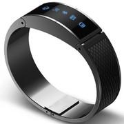 I-mu 智能手环  蓝牙4.0 进口钛合金纯手工打磨 运动睡眠管理 来电提醒 蓝牙防丢 远程自拍 L号