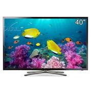 三星 UA40F5500ARXXZ 40英寸网络智能LED电视(黑色)
