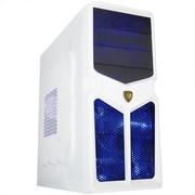 撒哈拉 眼镜蛇2限量版 游戏机箱(支持背线/时尚风格) 白色