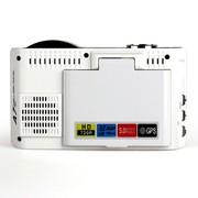 音信 C300 安全预警仪电子狗固定流动测速仪行车记录仪汽车载电子狗一体机用品 标配无卡