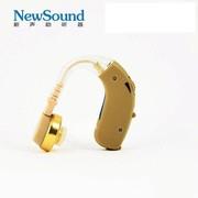 新声 经典款无线老人耳背式充电助听器VIVO106