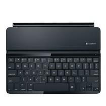 罗技 iK710 超薄键盘盖 适用于iPad Air 1代 太空灰产品图片主图