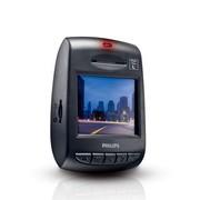 飞利浦 ADR800 专业车载行车记录仪 1080P高清 行车记录仪 黑色+16G