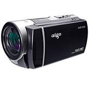 爱国者 AHD-S30 数码摄像机 黑色(510万像素 1080P高清摄像 3.0英寸液晶屏 遥控拍摄 内赠8G卡)