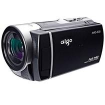 爱国者 AHD-S30 数码摄像机 黑色(510万像素 1080P高清摄像 3.0英寸液晶屏 遥控拍摄 内赠8G卡)产品图片主图