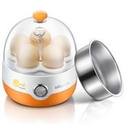 小熊 ZDQ-2201 煮蛋器 蒸蛋器 5个蛋 不锈钢蒸碗