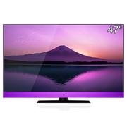 小米 电视 顶配47英寸3D智能电视(紫色)