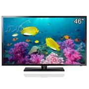 三星 UA46F5000HJXXZ 46英寸窄边全高清LED电视(黑色)