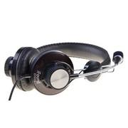 方正科技 EH6008 立体声头戴式耳机(适用于台式机,笔记本电脑) 低调黑