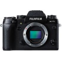 富士 X-T1 单电机身 黑色(1630万像素 3英寸液晶屏 连拍8张/秒)产品图片主图