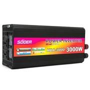 索尔 HDA-3000W 12V转220V高端逆变器 超大功率