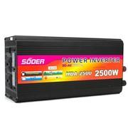 索尔 HDA-2500W 24V转220V高端逆变器 超大功率