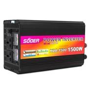 索尔 HDA-1500W 24V转220V高端逆变器 超大功率