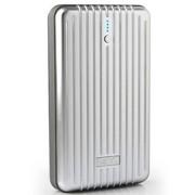 爱家 A5 移动电源 15000毫安 LG防爆电芯 旅行箱外观 极致材质,坚固如钢 商务旅行必备利器