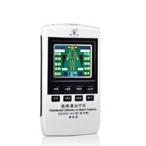 侨芯 经络通治疗仪 QX2001-AII型数码多功能低中频电子脉冲治疗仪产品图片主图