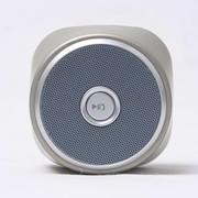维尔晶 BT19DS 无线蓝牙音箱 免提通话 便携插卡迷你小音响低音炮 深灰色