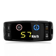 DOD LS330W行车记录仪全高清1080P夜视广角最新GPS行车轨迹精准无误 黑色 标配+原装16G卡