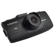 录不平 台湾Vosonic 群华V6 高清夜视超广角行车记录仪